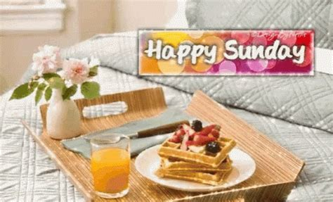 Here's for you the best coffee breakfast good morning gif for your loved ones. Happy Sunday Sunday Breakfast GIF - HappySunday SundayBreakfast GoodMorning - Discover & Share ...