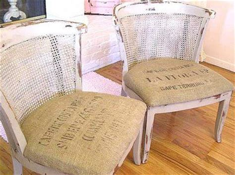 dining chair cushions vintage chic pinterest sacks