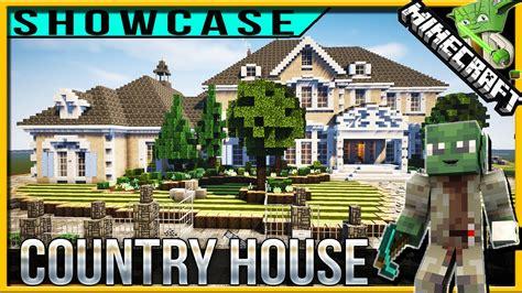 minecraft country house minecraft country house showcase w zariushd
