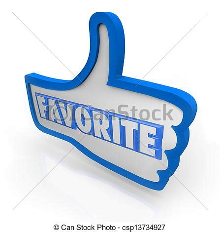 Favorite Word Clipart