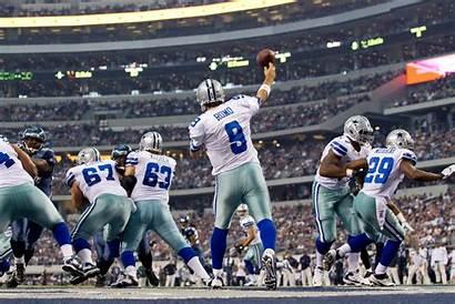 Cowboys Dallas Nfl Backgrounds Tony Romo Cheerleaders