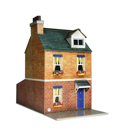 The Citybuilder Row House Model Making Kit  Buy The