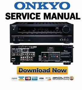 Onkyo Ht-rc330 Service Manual And Repair Guide