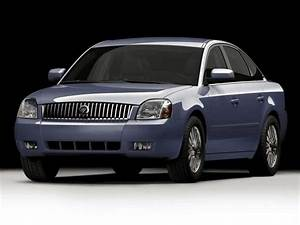 2006 Mercury Montego Pictures Including Interior And Exterior Images
