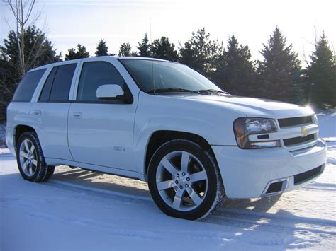Gijoel 2008 Chevrolet Trailblazer Specs, Photos