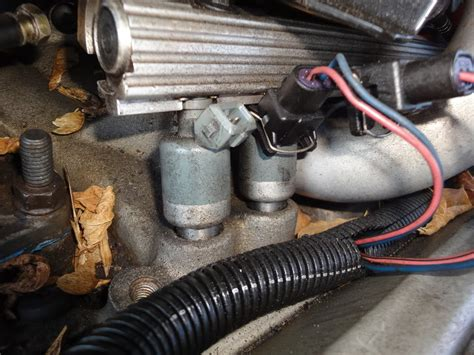 What Type Of Fuel Injectors Do I Have? Pics Up