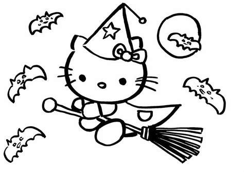 Ausmalbilder Kostenlos Hello Kitty 3