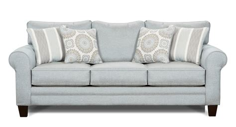American Sofa Sleeper by Fusion Furniture Grande Mist 1144 Grande Mist Sleeper Sofa