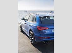 2016 Audi SQ5 Plus Review photos CarAdvice