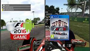 F1 2016 Ps4 : f1 2016 mobile android ios vs ps4 graphics comparison ~ Kayakingforconservation.com Haus und Dekorationen