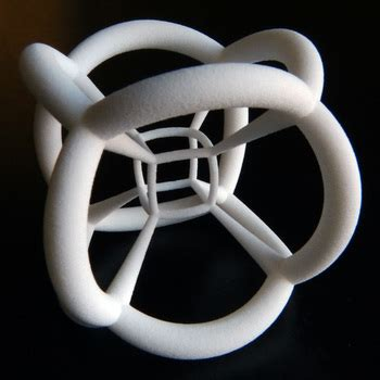3 Dimensional Prints by Visualizing Mathematics With 3d Printing