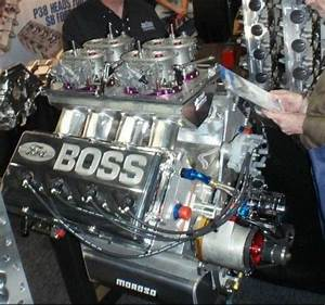 I Think This Is A Jon Kaase Ford 429 Hemi  The Factory