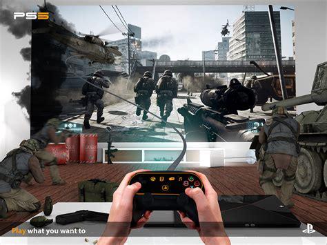 playstation  concept design  heavily based  vr  ar
