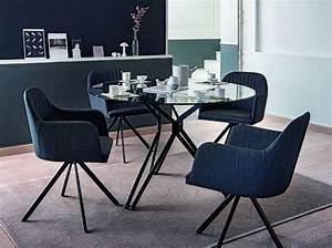 Fauteuil Table à Manger : chaise fauteuil pour salle manger ~ Teatrodelosmanantiales.com Idées de Décoration