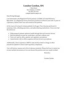 nursing cover letter exles ob cover letter