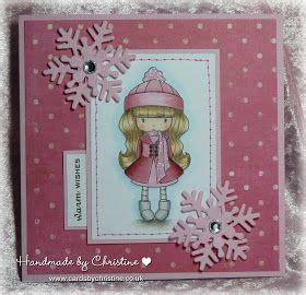 handmade  christine   pink