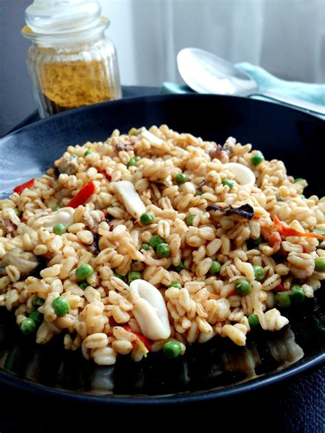 cuisiner les fruits de mer blé aux fruits de mer tabou en cuisine