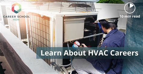 Average Salary For Heating And Air Conditioning by Become An Hvac Technician Salary Info