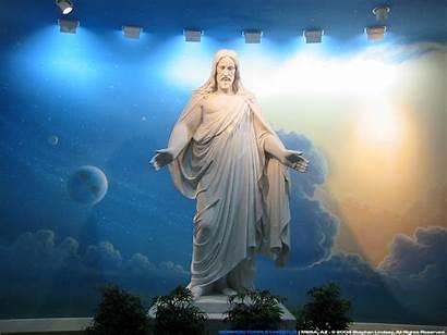 Lds Jesus Christ Mormon Christus Temple Wallpapers