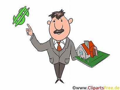 Clipart Immobilien Makler Gratis Grafik Bild Immobilier