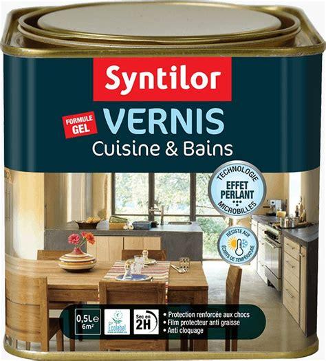 vernis cuisine bains syntilor