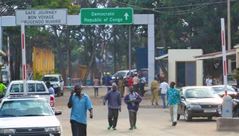 congo travel guide  rwanda  goma border wild
