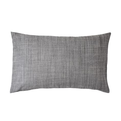 Kissen Ikea by Ikea Isunda Cushion Cover Pillow Sham Gray 16 Quot X 26 Quot Grey