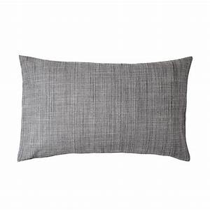 ikea isunda cushion cover pillow sham gray 16quot x 26quot grey With cushion covers for ikea furniture