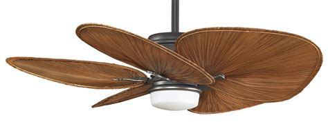 Palm Leaf Ceiling Fan Blades by Harbor Ceiling Fan Remote Reviews Fanimation