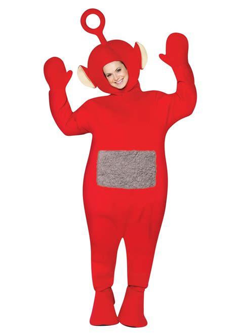 po teletubbie women costume tv show costumes
