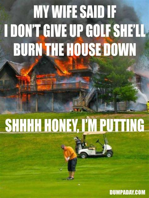 Crazy, Lazy, Silly and Strange: Golf