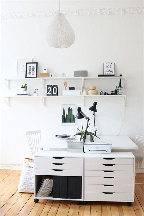Ikea Arbeitszimmer Inspiration by Home Office Im Januar Home Office Ideen Dekoration