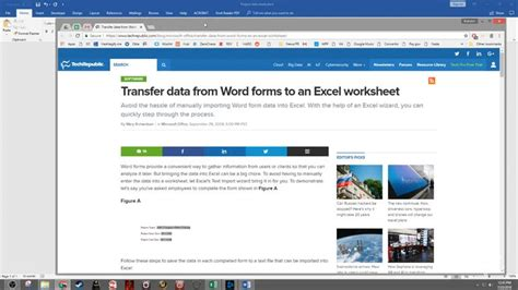 word data excel transfer forms worksheet form copy office microsoft spreadsheet