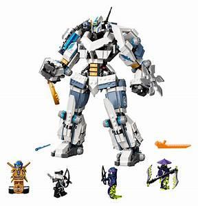 zane 39 s titan mech battle 71738 ninjago buy at