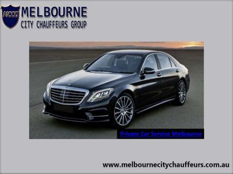 Car Service Melbourne by Melbourne City Chauffeurs