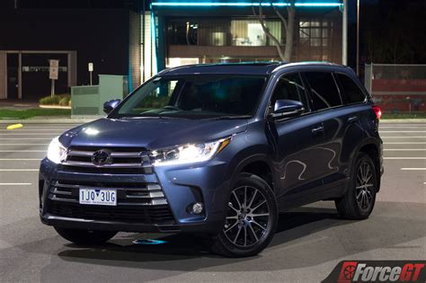toyota kluger grande awd review forcegtcom