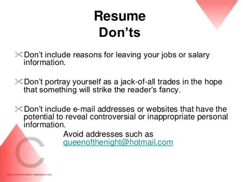 cv resume writing career development