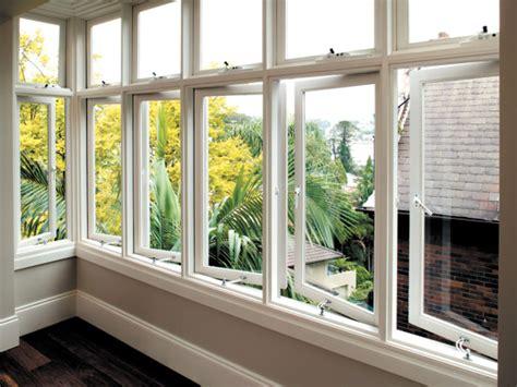 timber casement windows airlite sydney