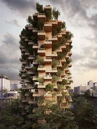 Penda Toronto Tower Tree