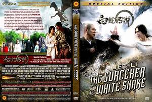 The Sorcerer And The White Snake - Movie DVD Custom Covers ...