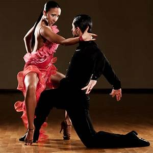 Merengue Latin Ballroom Dance