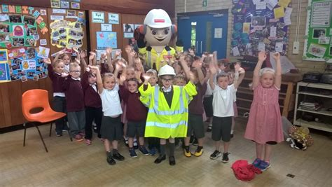 school safety visits  sally safesteps alun griffiths