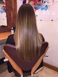 Ombré Hair Chatain : ombr miel ipsofactonancy ~ Nature-et-papiers.com Idées de Décoration