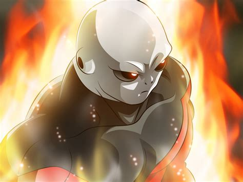desktop wallpaper anime boy dragon ball super jiren hd