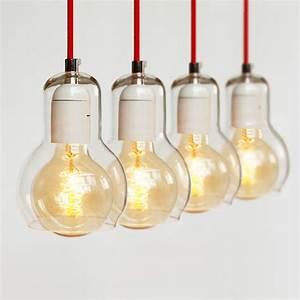 Sofie refer replica mega bulb glass pendant light tudo