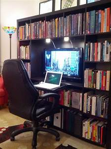 The Academic U0026 39 S Expedit Workstation - Ikea Hackers