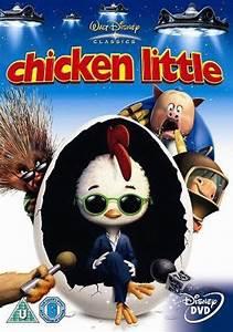 Chicken Little Dvd Zavvi