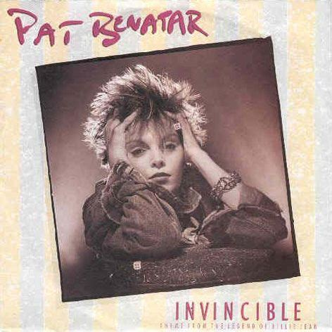 Pat Benatar 45 RPM Cover https://www.facebook.com ...