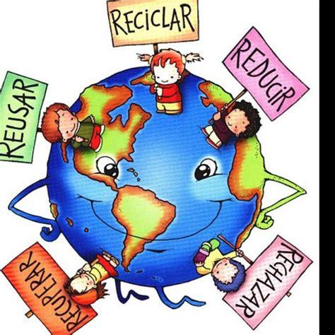 Recicle Conservacion del ambiente Dia mundial del