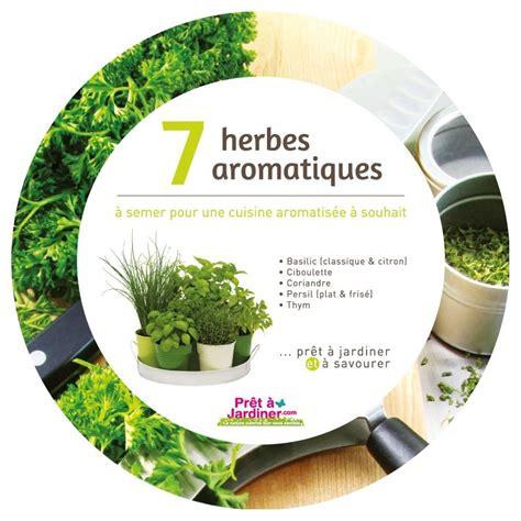 herbes aromatiques en cuisine kit 7 plantes aromatiques et aromates à faire pousser